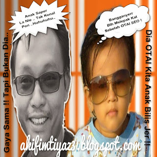 ❤ Aku Blogger dan Hasrul Hassan ❤