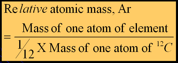 Chemistry sk016 c1 12 relative atomic mass ram c1 12 relative atomic mass ram urtaz Gallery