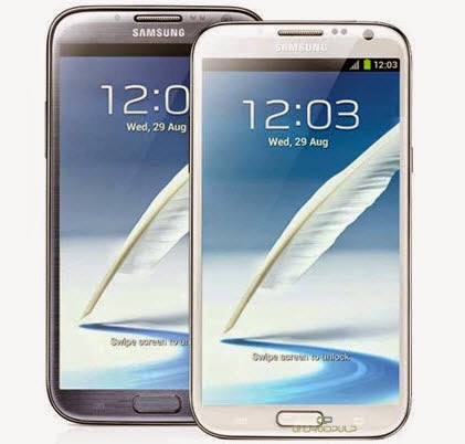 Galaxy Note 2 SGH-I317M
