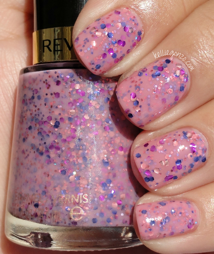 KellieGonzo: Revlon - Girly