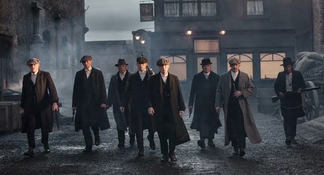 Peaky Blinders series 1 BBC