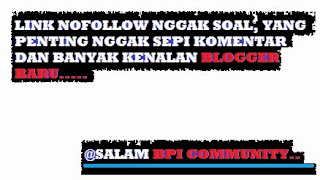 Daftar Blogger Aktif Indonesia