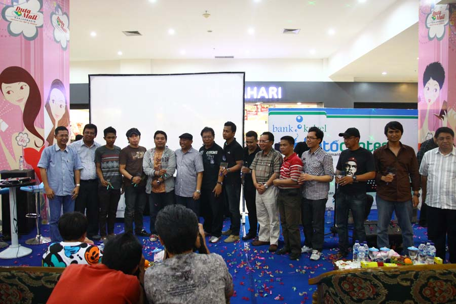 juara lomba photo bank kalsel