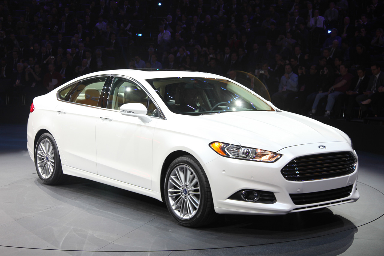 Home » Automobile , Ford »2013 Ford Fusion Release Date