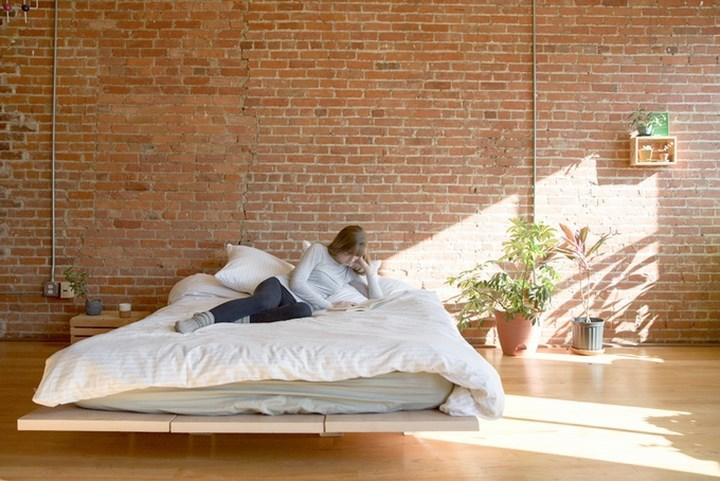 Great Floyd DIY Platform Bed Frame