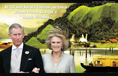 prince charles birthday celebrations in kumarakom lake resort, prince charles in klr