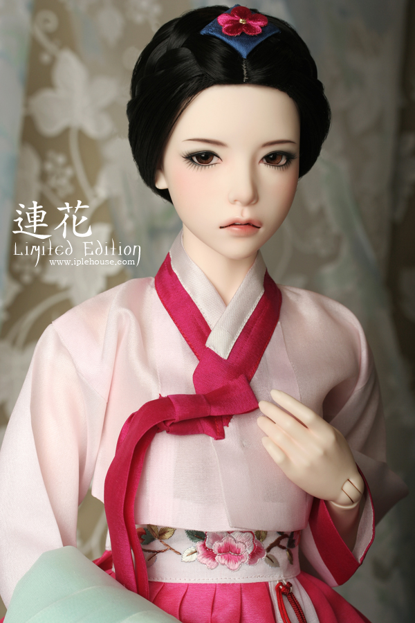 Real Things For Bjd Iplehouse Costume Yeonhwa