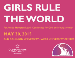 Girls Rule the World Conference May 30, 2015