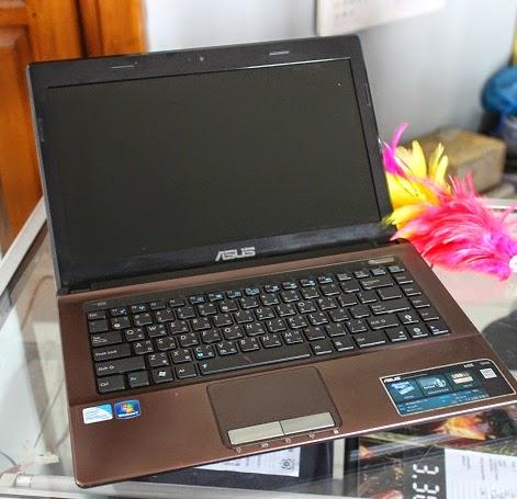 harga Jual Laptop Asus A43E Bekas