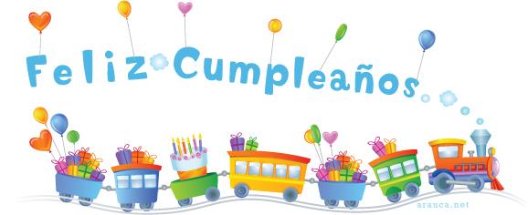 Un dos tres vamos a aprender noviembre 2012 - Feliz cumpleanos infantil animado ...