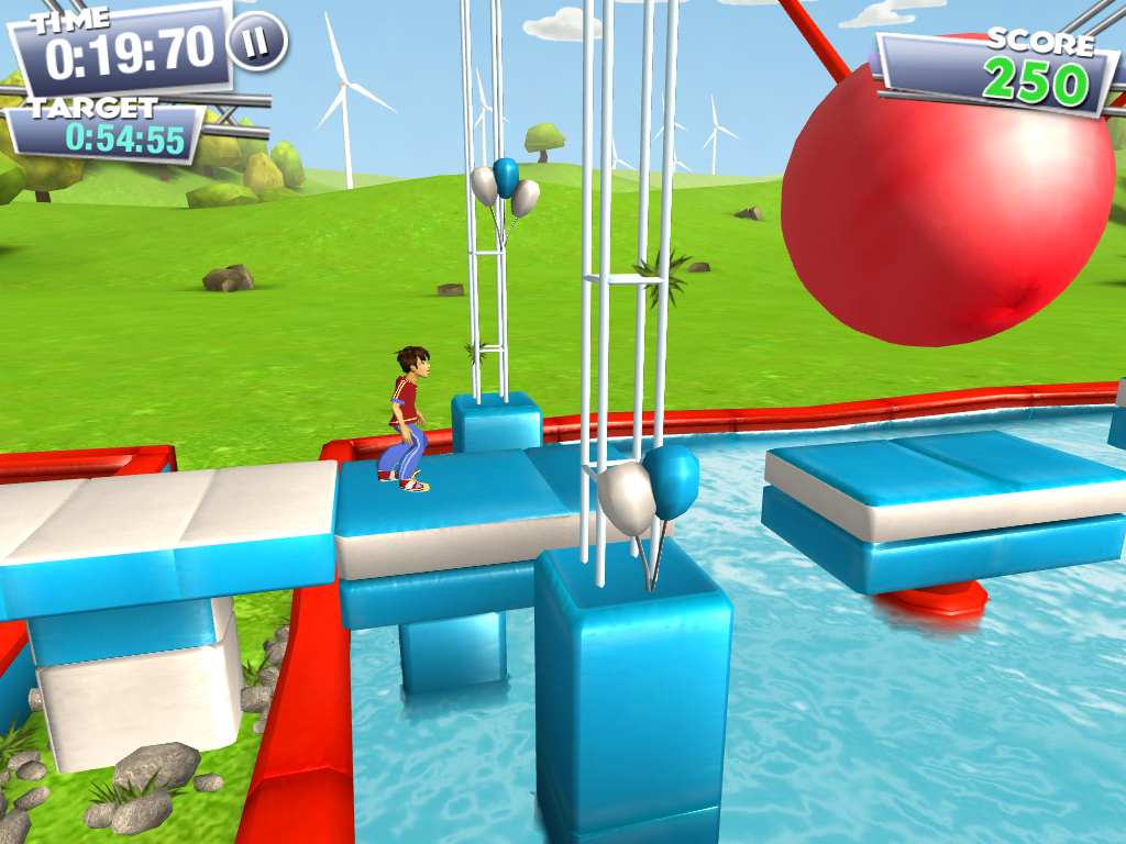Wipeout Tv Show Wipeouts Game review: as far as tv