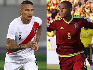 Perú vs Venezuela, Copa América 2015