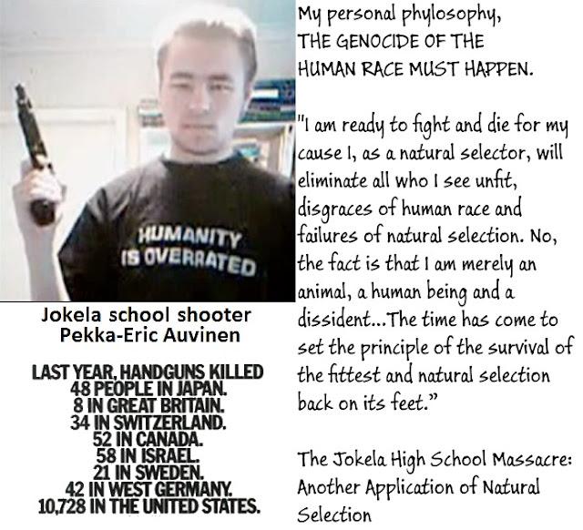The Jokela High School Massacre: Another Application Of