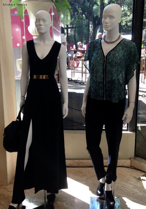 Vestido Preto Marisa
