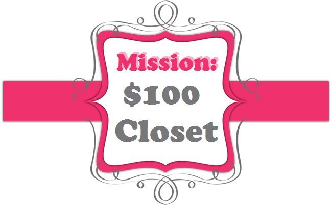 $100 Dollar Closet