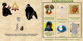 Antropología: Web de Benito Vaquero para la optativa de 2º Curso de Bachillerato.