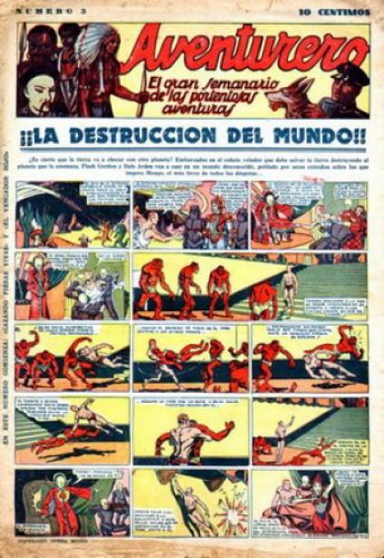 Compilatorios de la revista AVENTURERO - EAGZA