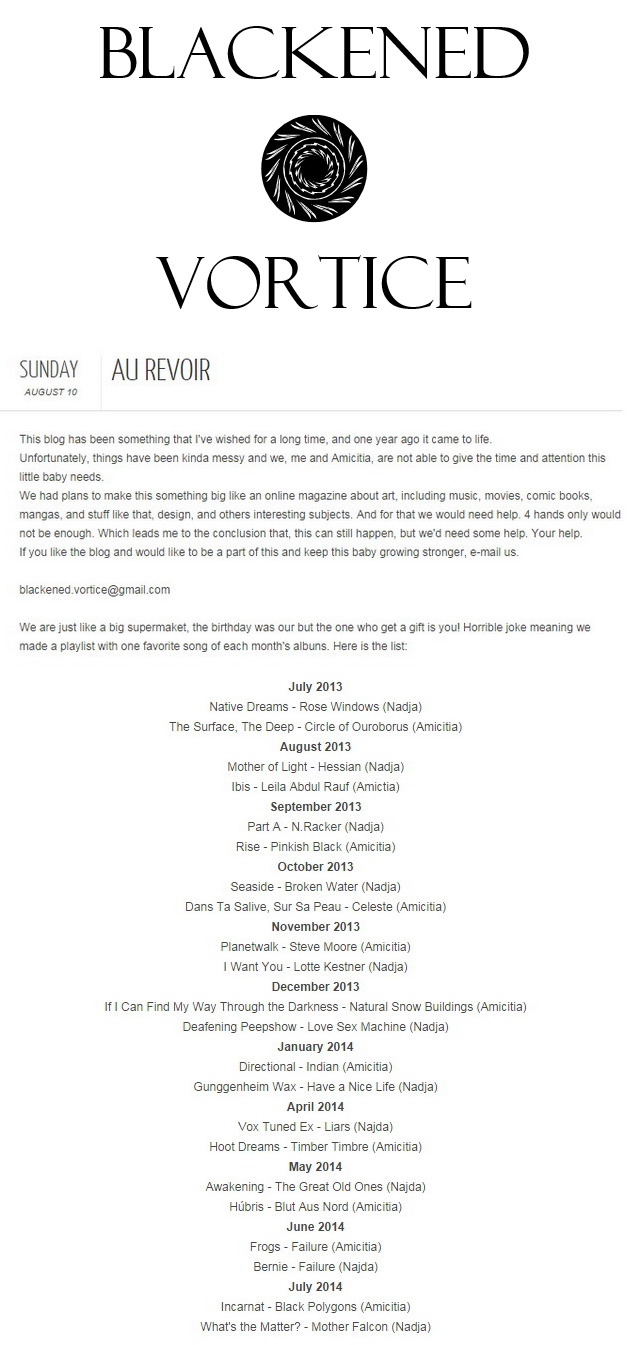 Dead Air At The Pulpit: September 2014