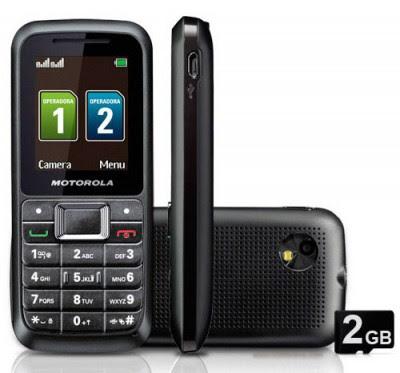 Spesifikasi Harga Motorola WX294