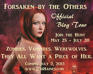Forsaken by the Others Blog Tour