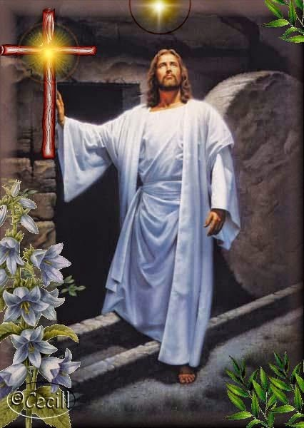 JESUS  RESUCITO!!!!!