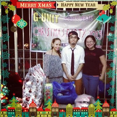 G-Unit Aerodance Christmas Party