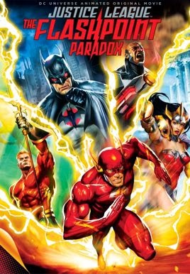 Justice League Flashpoint Paradox 2013