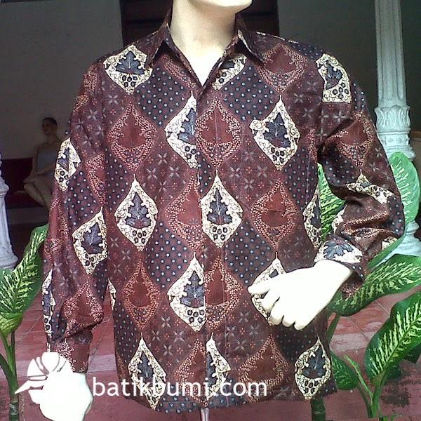 batik lawasan motif delimo drajad