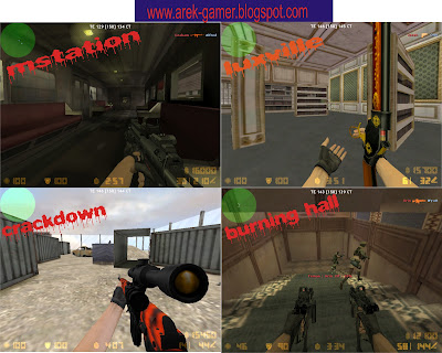 free download software & game: DOWNLOAD MAP PB UNTUK COUNTER STRIKE