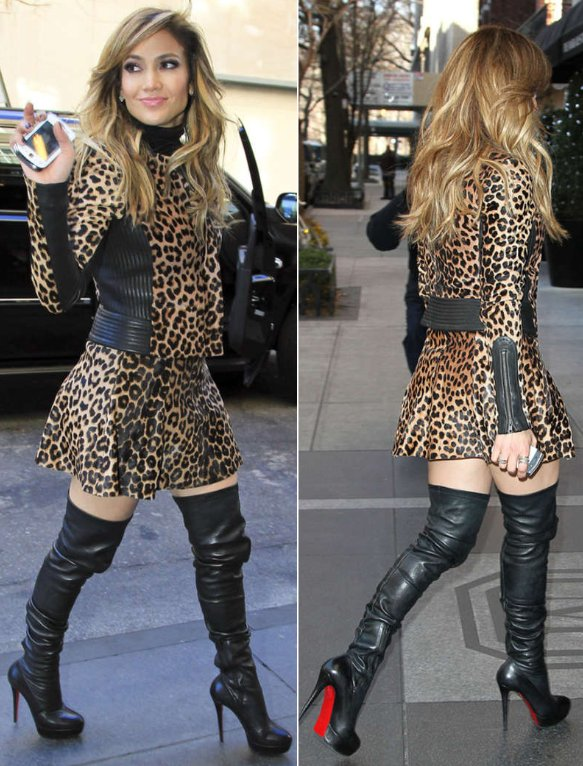 Jennifer Lopez Street Style 2013 Fashion Eye