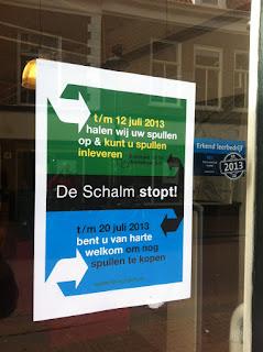 De Schalm in Haarlem stopt