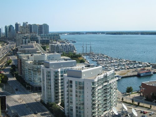 Toronto Harbourfront Condos Sale,Rent