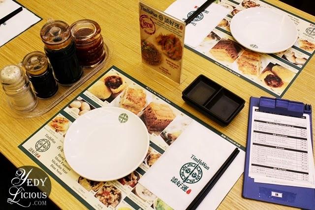 YedyLicious Manila Food Blog at Tim Ho Wan Manila Philippines