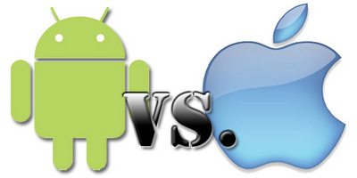 Android 4.0 vs iOS 5