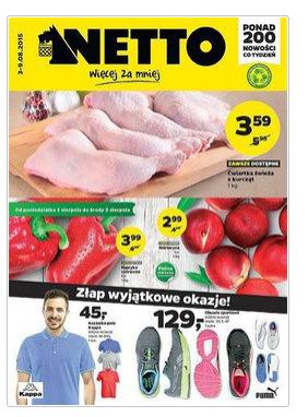 Aktualna oferta promocyjna netto - wszystkie gazetki TUTAJ.