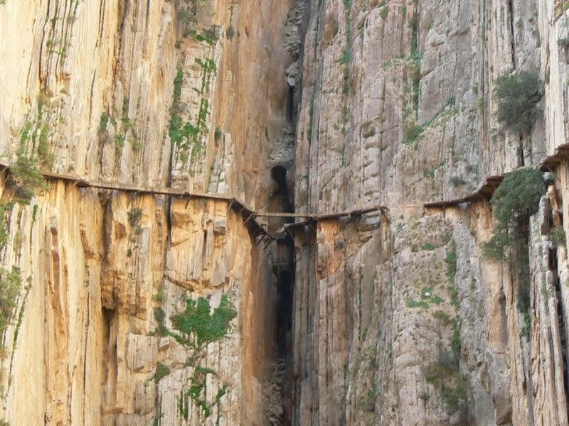 El Caminito del Rey   The Most Dangerous Walkway