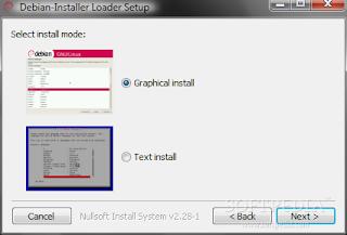 Download Debian-Installer Loader