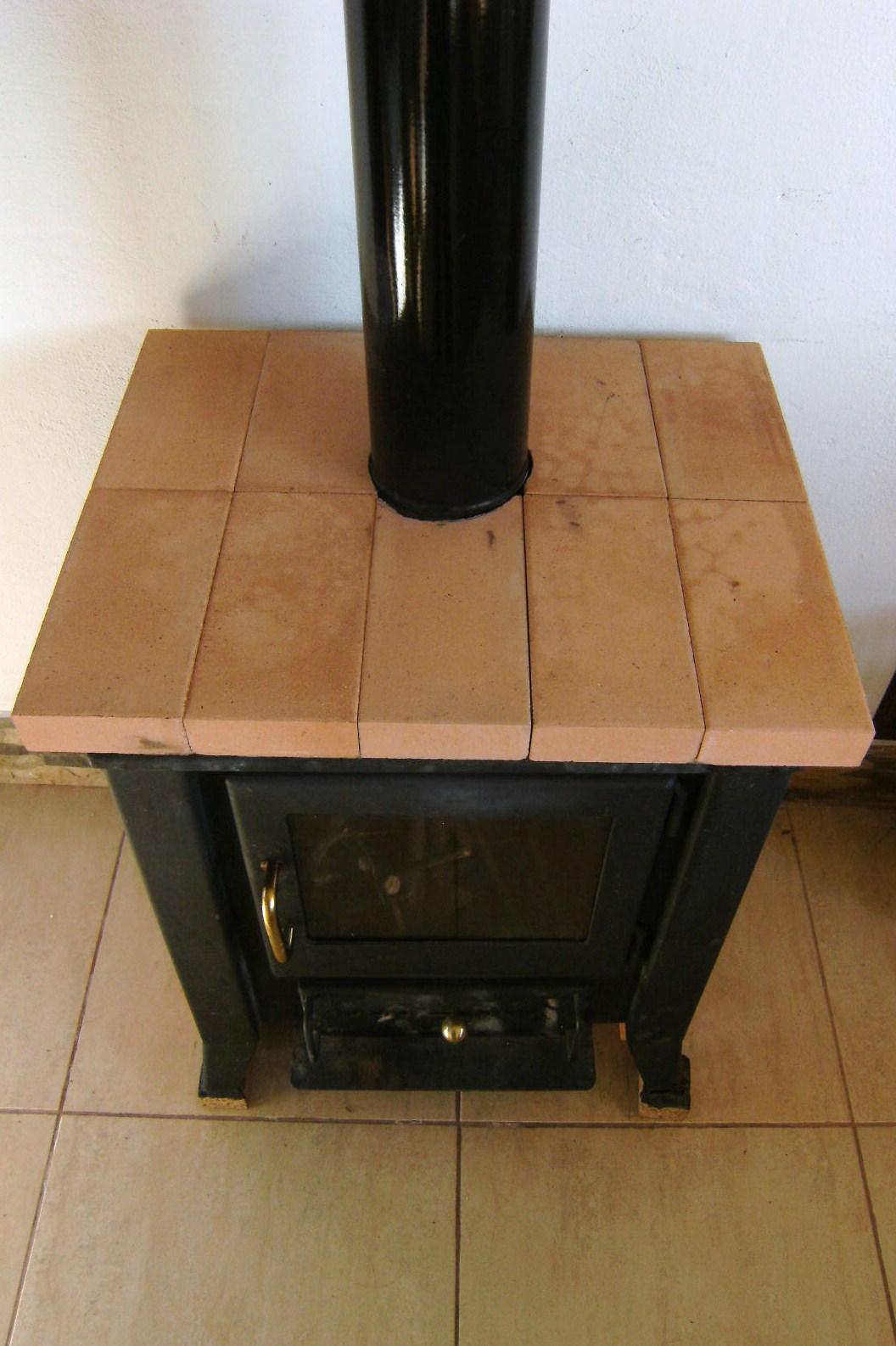 Energia solar casera y utiles sencillo m todo de aumentar el calor de una estufa met lica - Como hacer una chimenea casera ...