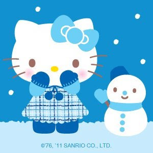 The House of Kent: Hello Kitty, Hello Winter!