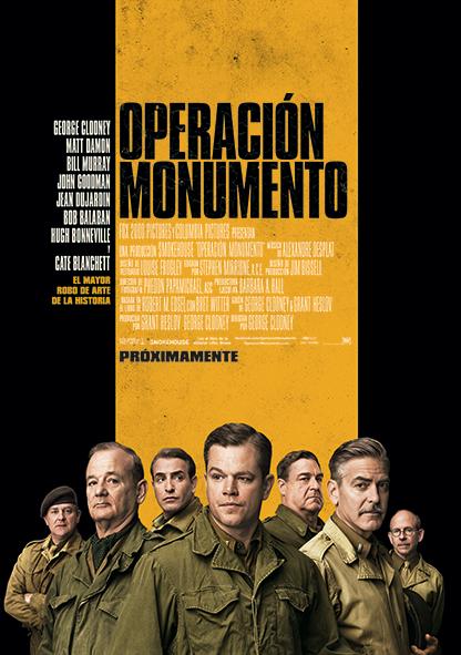 Operacion Monumento – DVDRIP LATINO