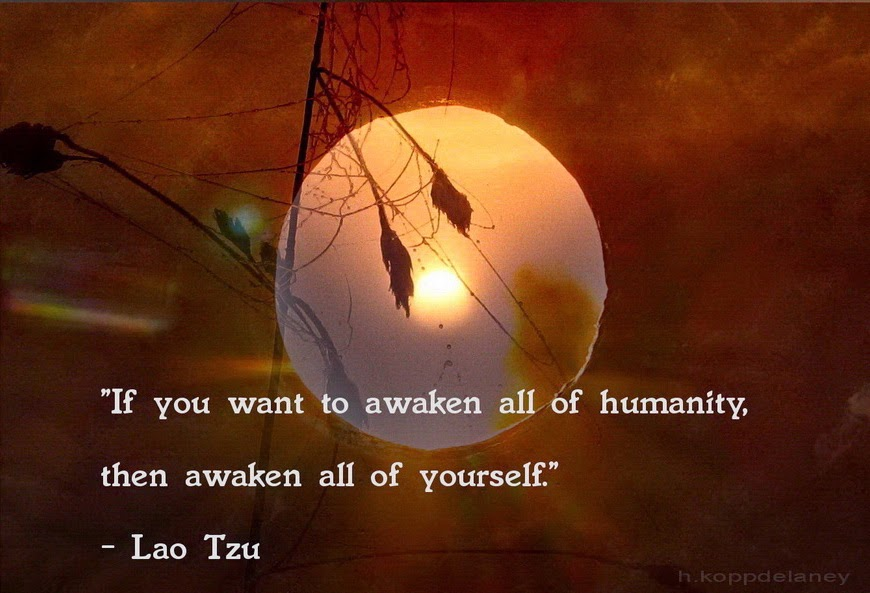 Awaken quote  Lao Tzu