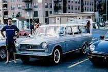 """1960 Fiat 2100 """"Duemillecento"""" Familiare"""