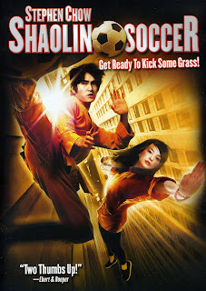 There Will Be Spoilers: Film: Shaolin Soccer