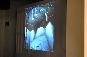 Ruben Sassano.Charla en el Museo Damasio Arce de Olavarria.