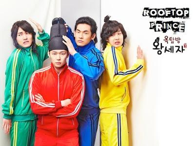 Daftar Soundtrack Lagu Drama Rooftop Prince OST