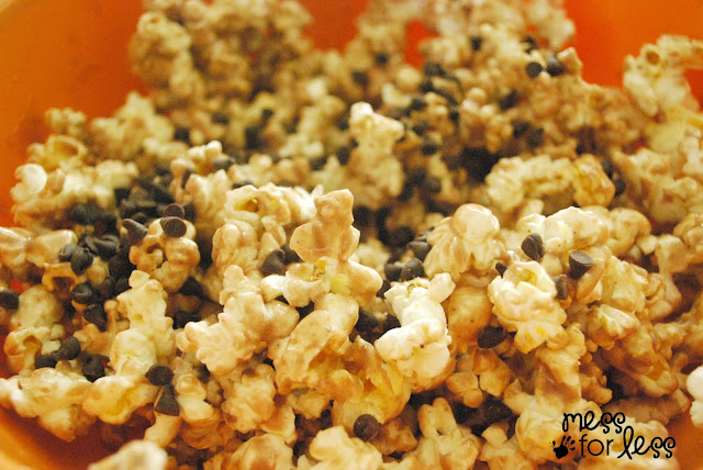 hot cocoa popcorn #shop
