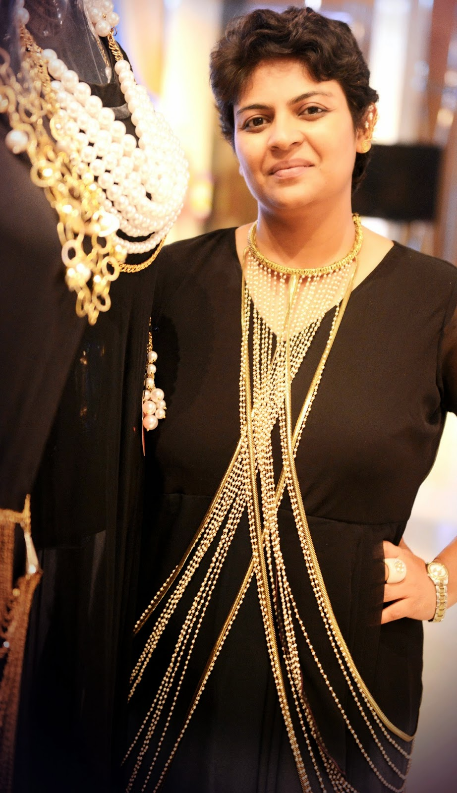 Sushma Mehta Shah designer of Rejuvenate Jewels