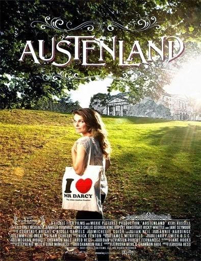 Ver En tierra de Jane Austen Online Gratis Pelicula Completa