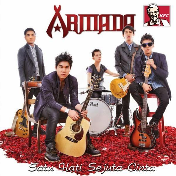Kunci & Chord Gitar Armada - Dimilikimu Lagi