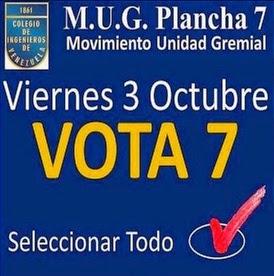 Elecciones CIV, viernes 3 Oct